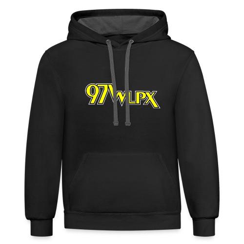 97.3 WLPX - Contrast Hoodie