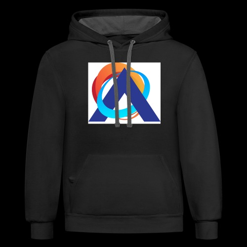 Afterlife Research Agency - Contrast Hoodie