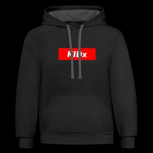 KIDx Clothing - Contrast Hoodie