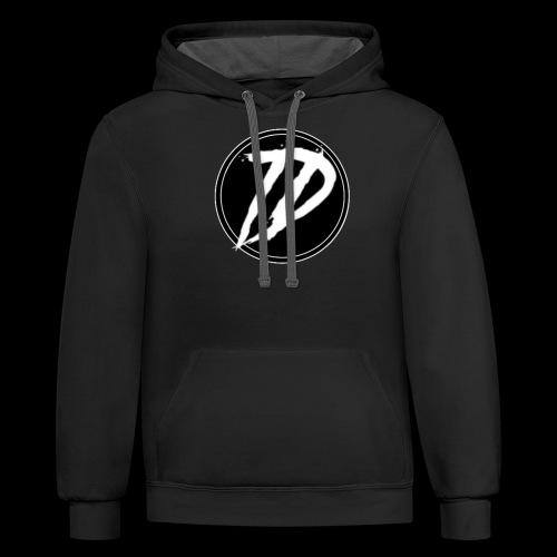 Team DEBUG Logo - Contrast Hoodie
