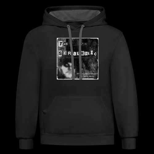Podcast Logo - Contrast Hoodie