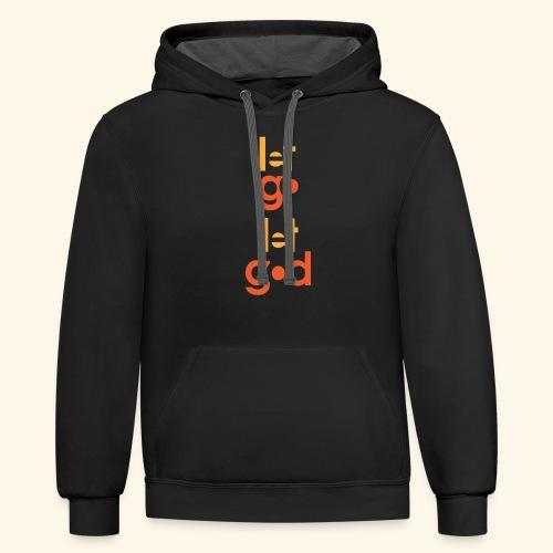 LGLG #11 - Contrast Hoodie