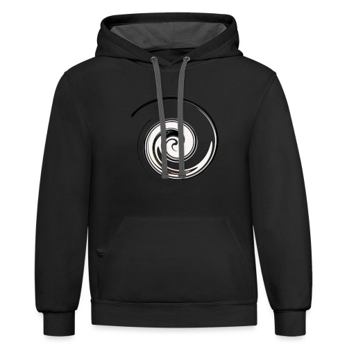 I Voted For - Unisex Contrast Hoodie