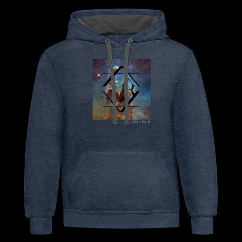 Afor Shirt Volk V1 - Contrast Hoodie