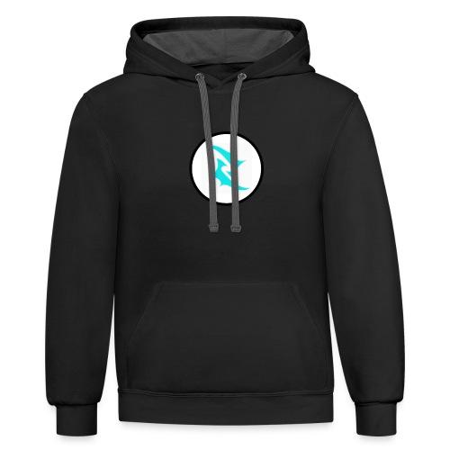 Runes Logo MERCH - Contrast Hoodie