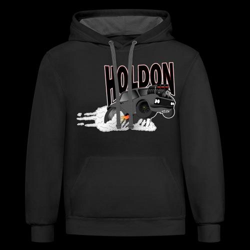 HOLDON HT PREMIER DESIGN - Unisex Contrast Hoodie