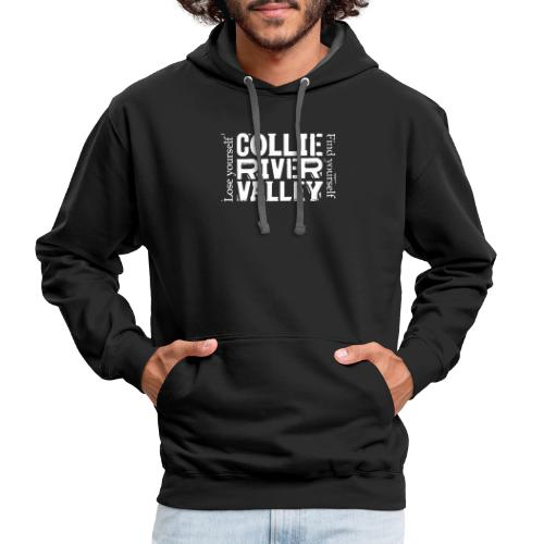 Lose yourself, find yourself - Contrast Hoodie