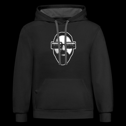 Spaceboy Music RetroVision - Contrast Hoodie