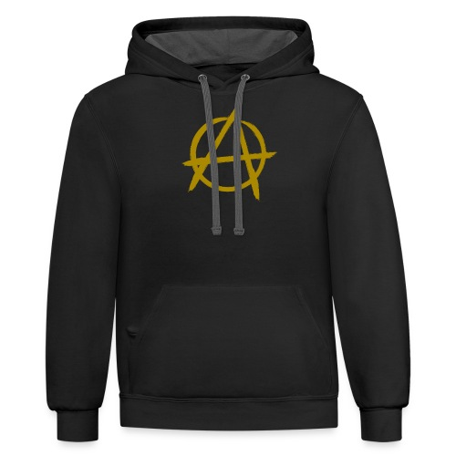 Anarchy - Contrast Hoodie