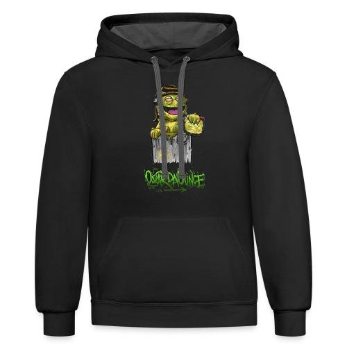 Oscar Da Ounce - Contrast Hoodie