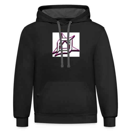 Oma Alliance Pink - Contrast Hoodie