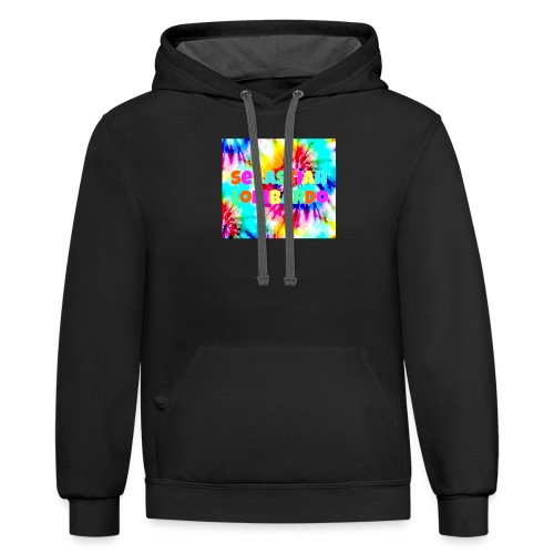 FD34EAC0 5627 4499 A051 53B2089F63A0 - Unisex Contrast Hoodie