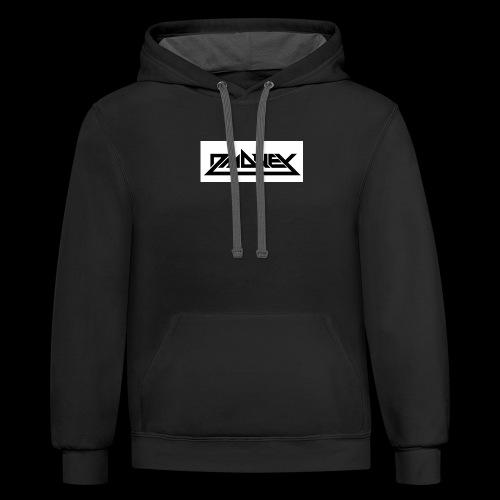 D-money merchandise - Contrast Hoodie