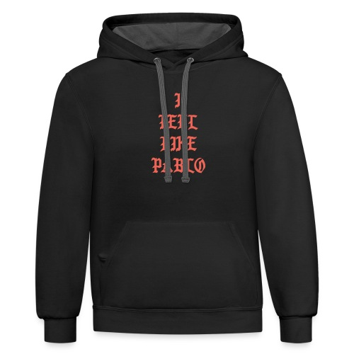 Pablo - Contrast Hoodie