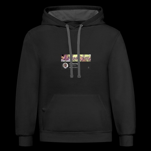 ChickenImp Channel Series - Contrast Hoodie