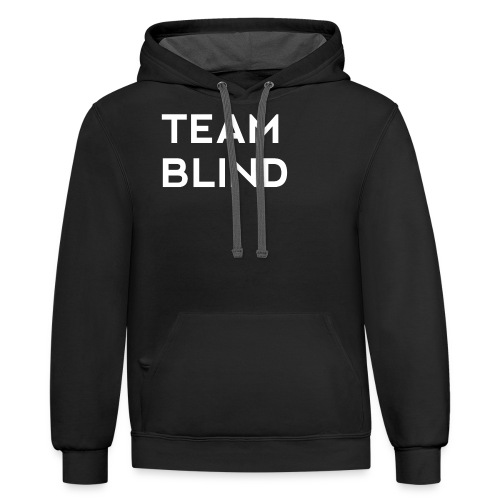 Team Blind ANZ Merchandise - Contrast Hoodie