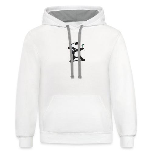 Panda DaB - Contrast Hoodie