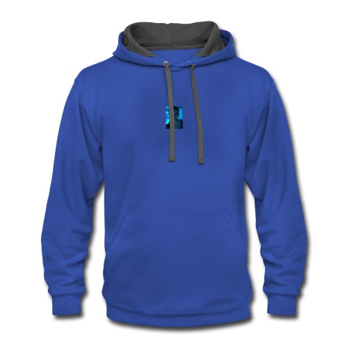 eleven hoodie - Contrast Hoodie