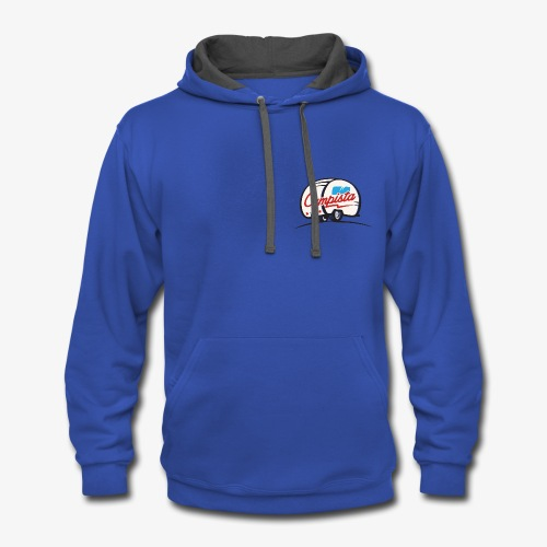Campista Branded for Life - Contrast Hoodie