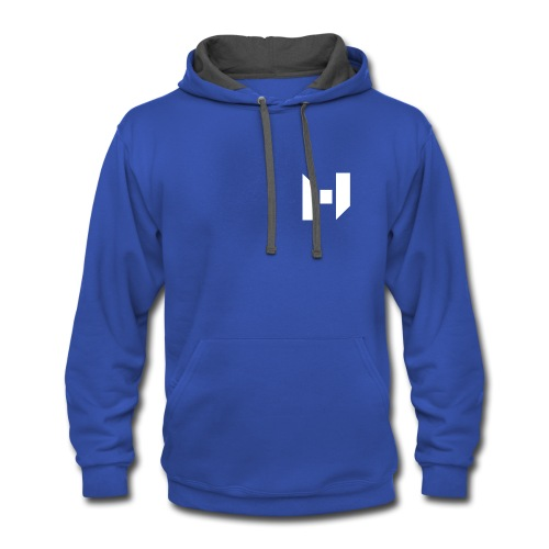 MorN Logo Merch - Contrast Hoodie