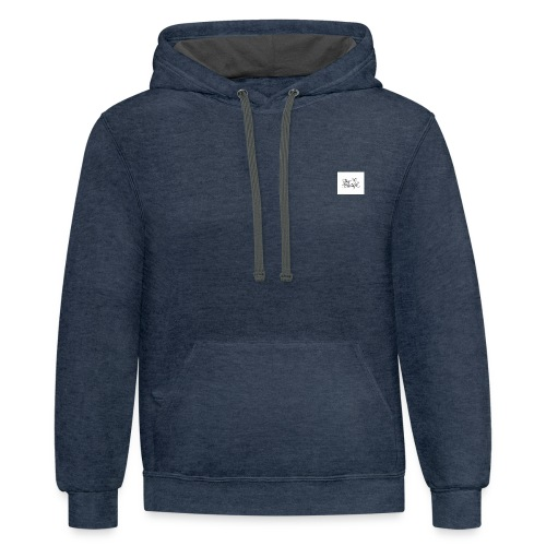 stay beautiful - Contrast Hoodie