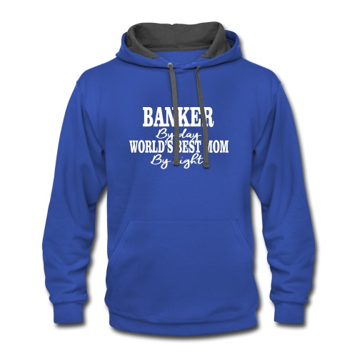 Banker day special - Contrast Hoodie