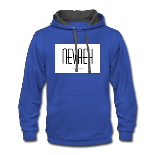 My Life Is a Party, So Spare It! - Contrast Hoodie
