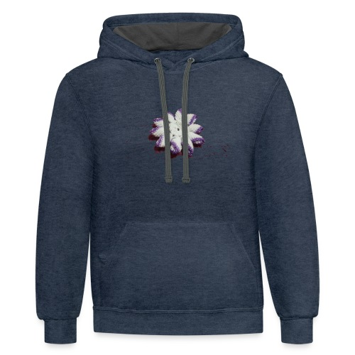Fashionable shirt design - Contrast Hoodie