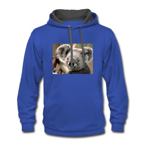 Koala - Contrast Hoodie
