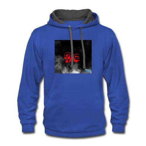 SHC - Contrast Hoodie