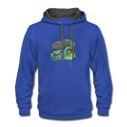 ALLSTAR t-shirt - Contrast Hoodie