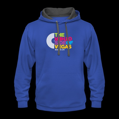TOSOV MUSIC IS LIFE - Contrast Hoodie