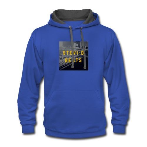 stevi dbeats - Contrast Hoodie