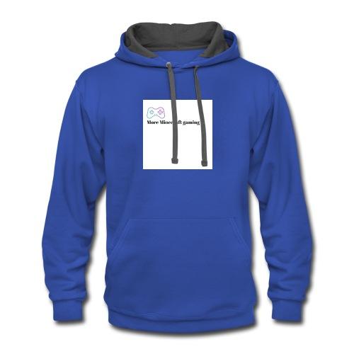 Clothing - Contrast Hoodie