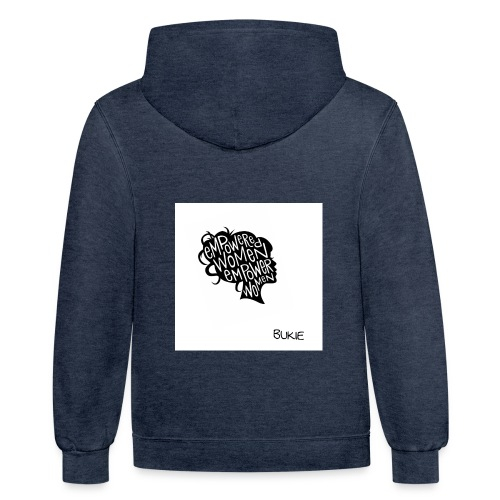 Empower - Contrast Hoodie