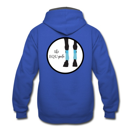 EQUPOLO LOGO - Contrast Hoodie