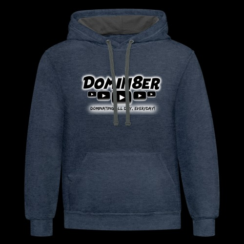 Domin8er - Contrast Hoodie
