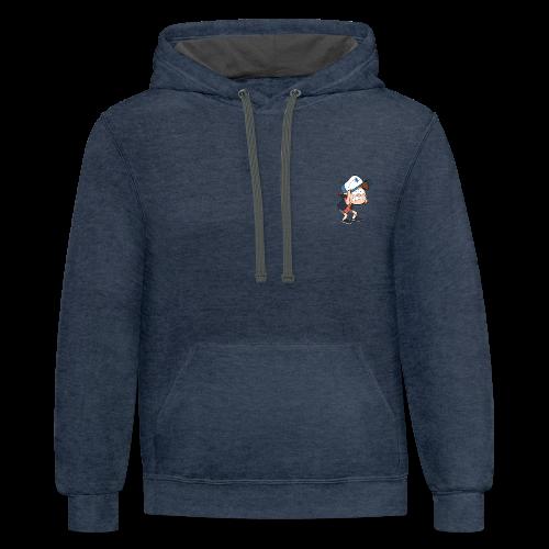 Gravity Falls - Contrast Hoodie