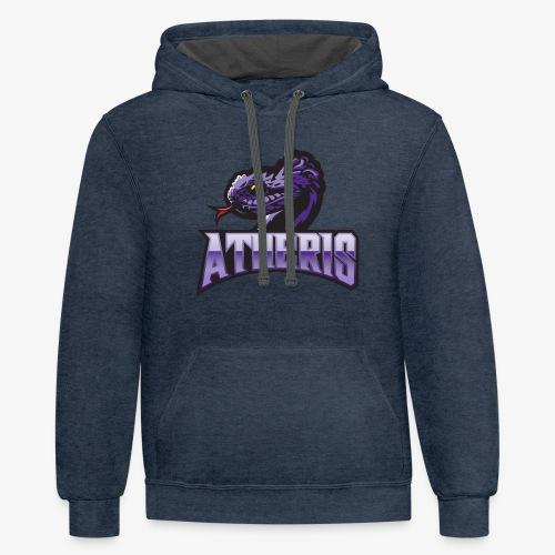 ATHERIS - Contrast Hoodie