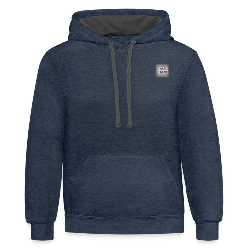 The SCN Sweater - Contrast Hoodie