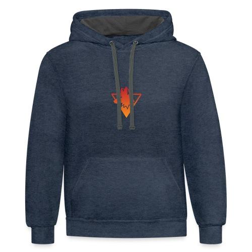 WolfX - Contrast Hoodie