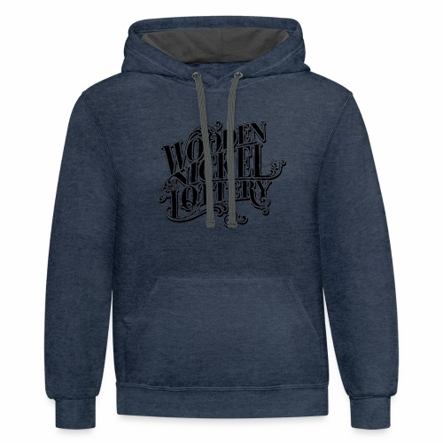 WNL Band Logo - Contrast Hoodie