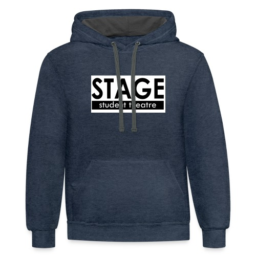 STAGE: Student Theatre - Contrast Hoodie