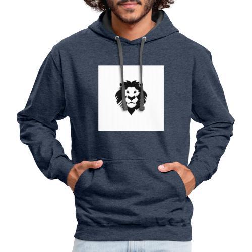 lion - Contrast Hoodie