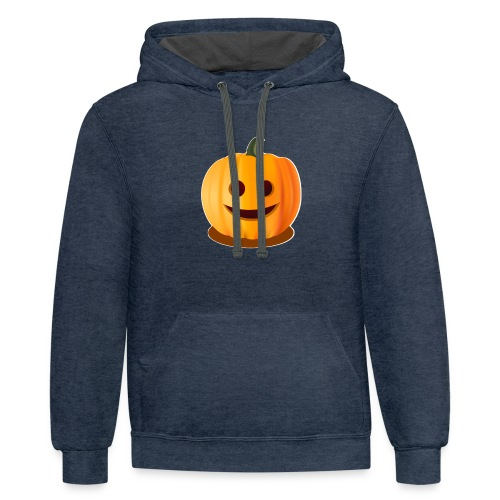 Percussion Halloween T-shirt - Contrast Hoodie