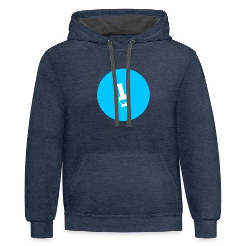 Bonify Logo - Contrast Hoodie