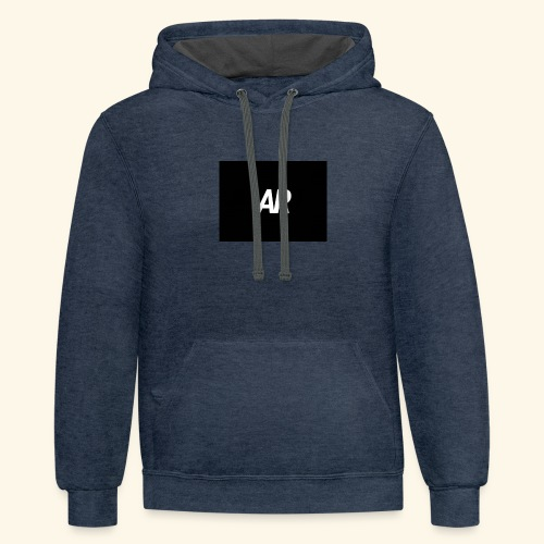 composition 1 - Contrast Hoodie