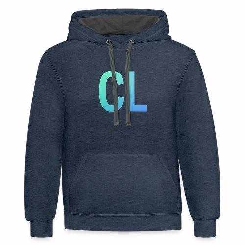 CL - Contrast Hoodie