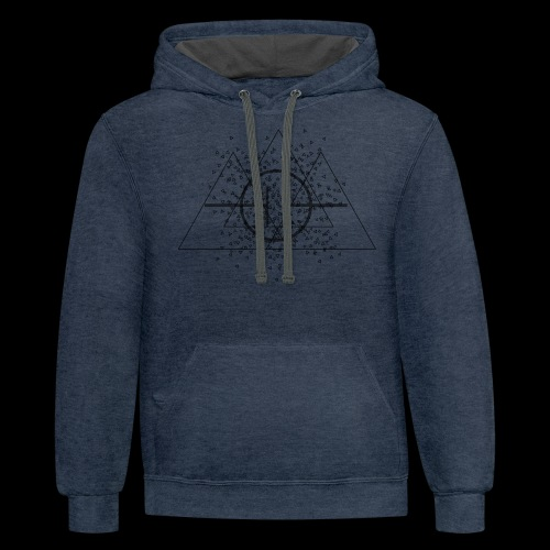 TRICEPTION - Contrast Hoodie