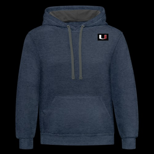 union - Contrast Hoodie